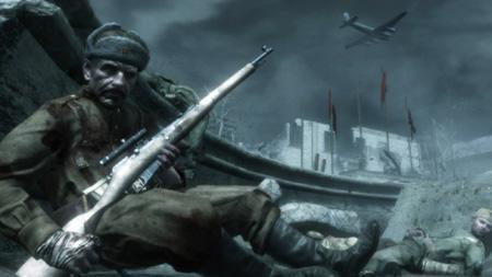 Call of Duty Sırları Reznov at Stalingrad