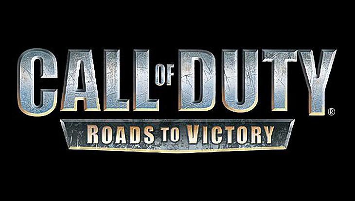 Call of Duty Roads to Victory Logo