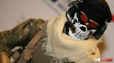 Call of Duty Sırları Ghost Öldü mü?