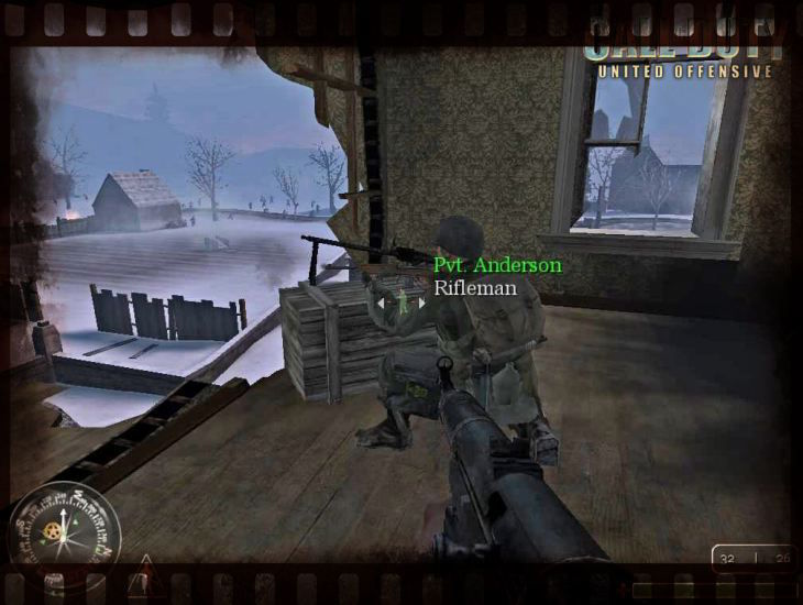 Call of Duty United Offensive Save Game Dosyası