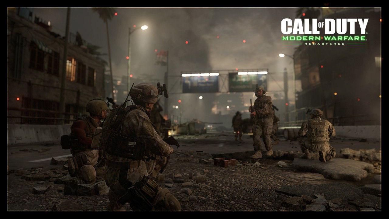 Modern Warfare Remastered Ekran Görüntüleri