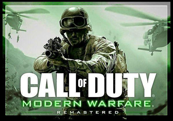 Call of Duty 4 Remastered Sorular ve Cevaplar