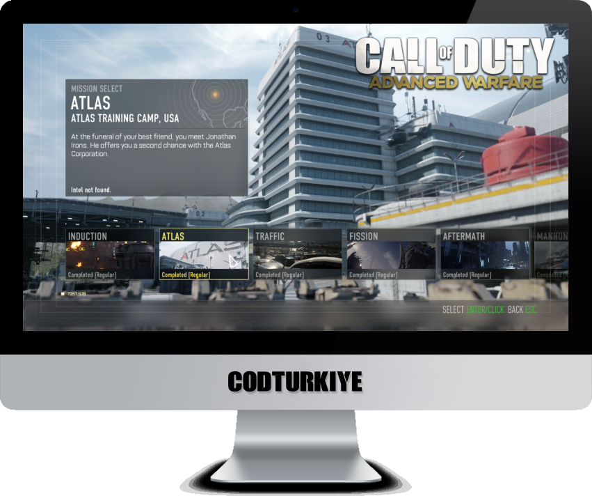 Call of Duty Advanced Warfare Save Game Files