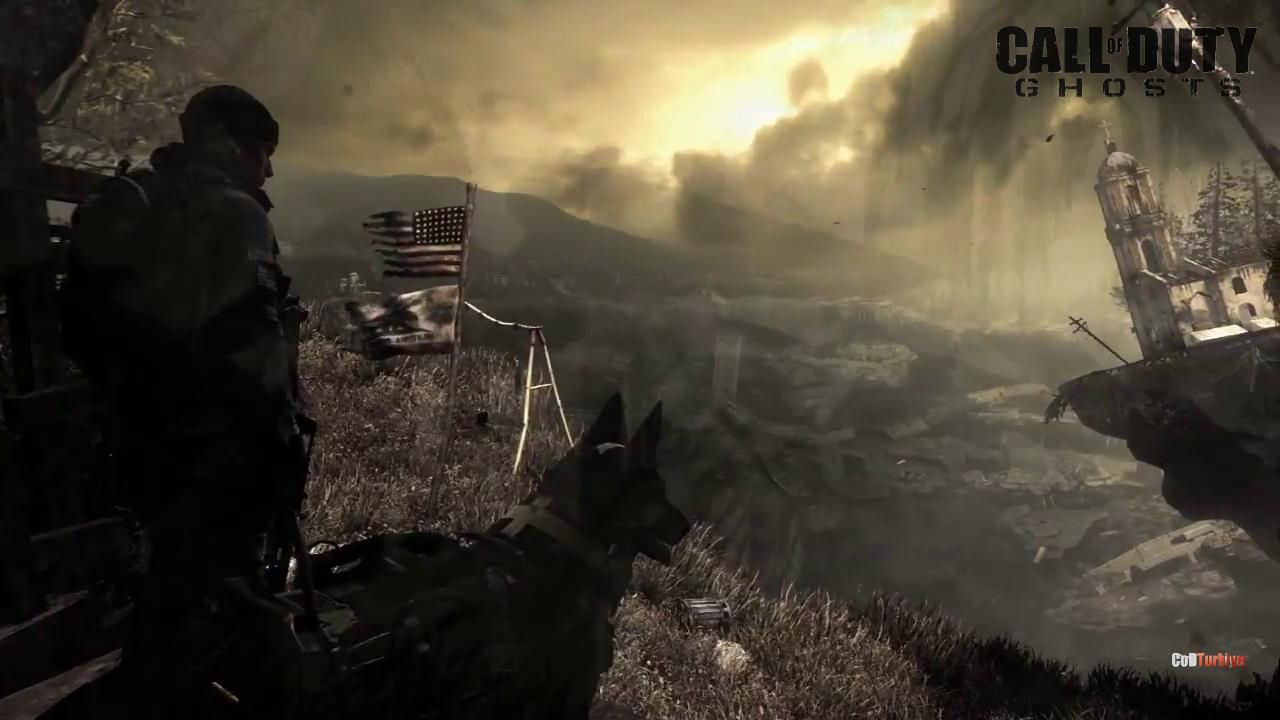 Call of Duty Ghosts Screenshots