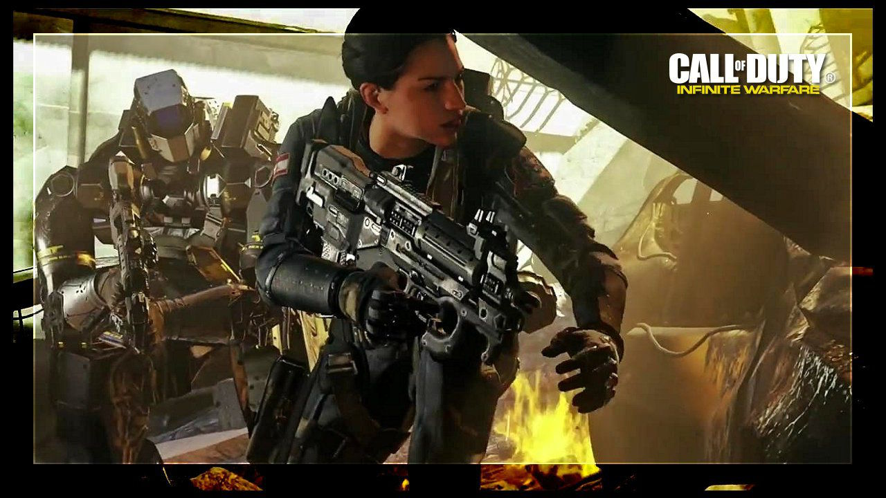Call of Duty Infinite Warfare Çıkış Tarihi