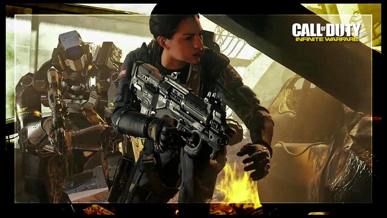 Call of Duty Infinite Warfare Çıkış Tarihi