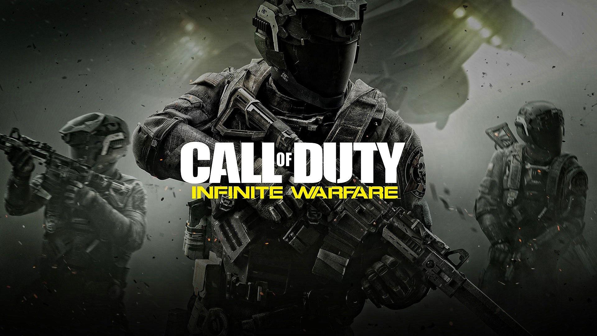 Call of Duty Infinite Warfare ve Modern Warfare Remastered Gameplay Tanıtımı