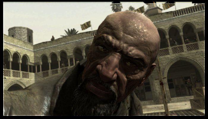 Call of Duty Modern Warfare Serisi Karakteri Imran Zakhaev