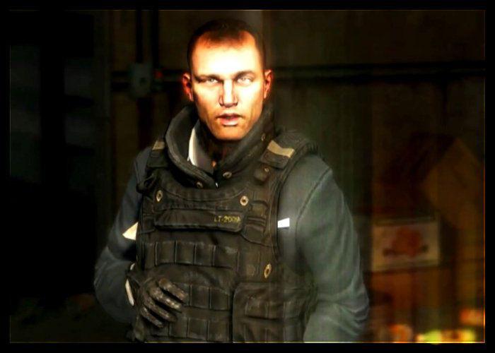 Call of Duty Modern Warfare Serisi Karakteri Joseph Allen