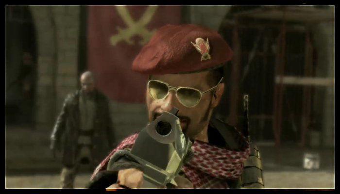 Call of Duty Modern Warfare Serisi Karakteri Khaled Al-Asad