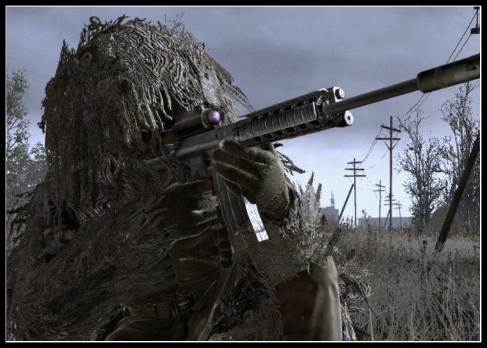 Call of Duty Modern Warfare Serisi Karakteri MacMillan