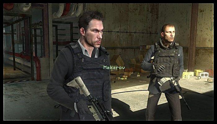 Call of Duty Modern Warfare Serisi Karakteri Makarov