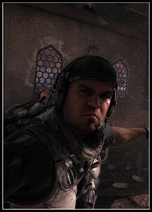 Call of Duty Modern Warfare Serisi Karakteri Nikolai