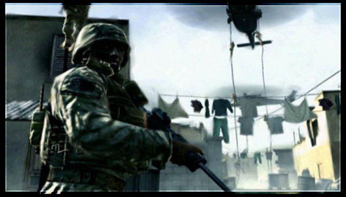 Call of Duty Modern Warfare Serisi Karakteri Paul Jackson