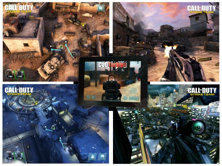 Call of Duty Strike Team Ekran görüntüleri