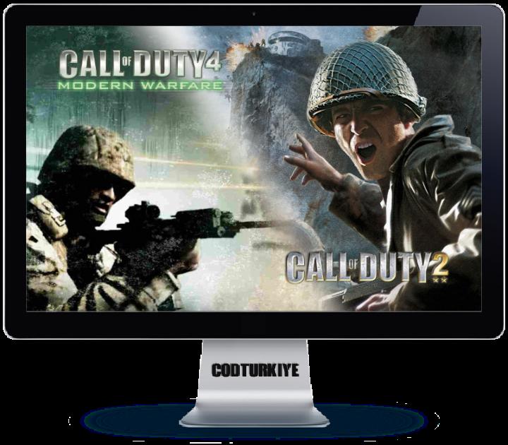 Call of Duty Sunucularımız Açıldı