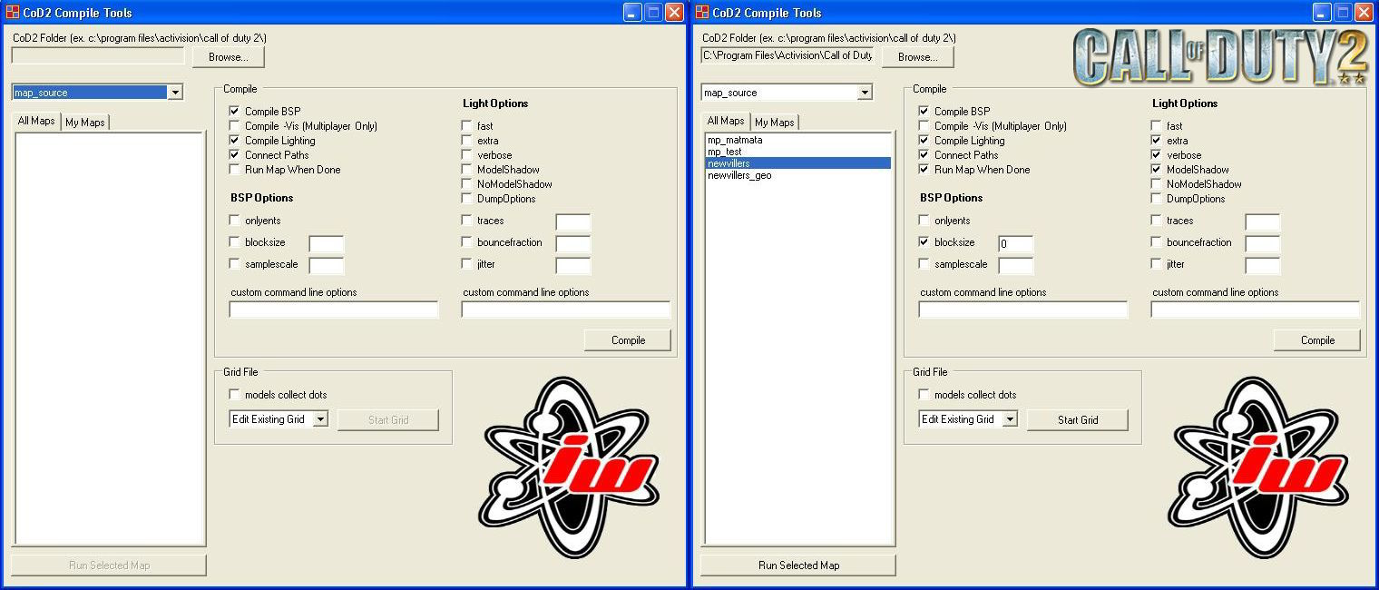 Call of Duty 2 Compile Tools