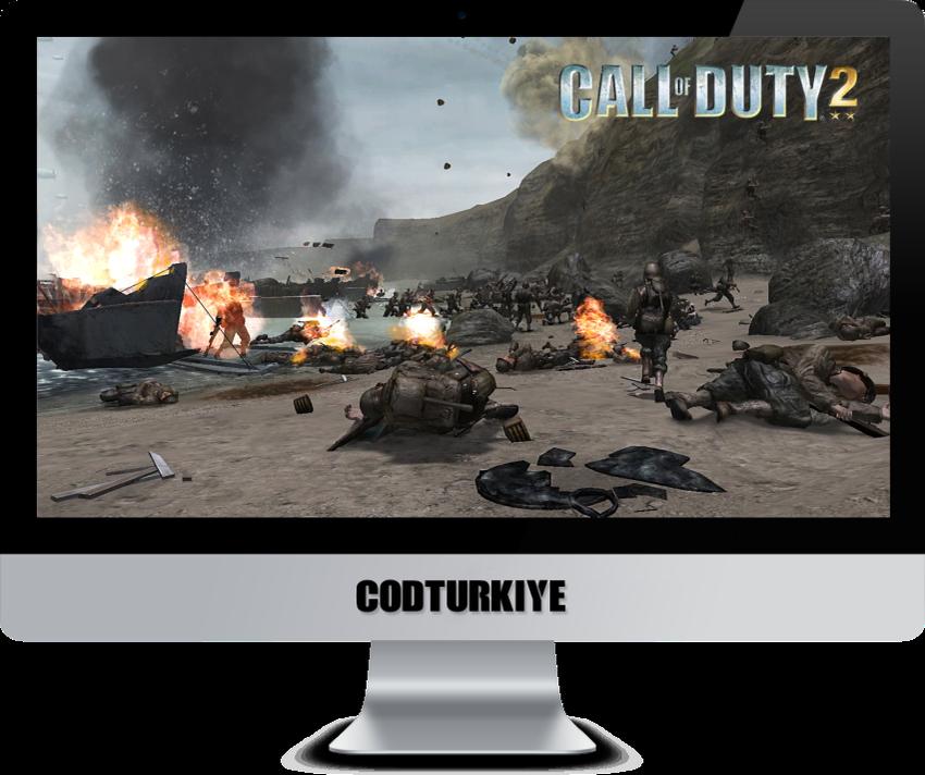 Call of Duty 2 Crack v.1.3 No-DVD