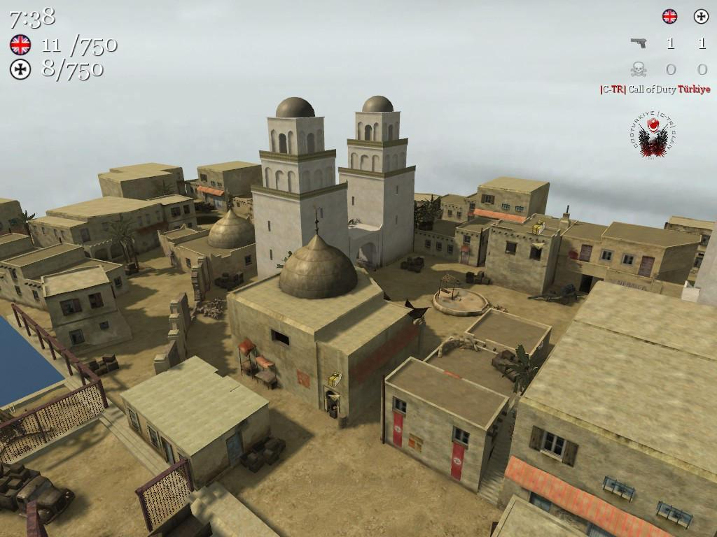 Call of Duty 2 Maps Port