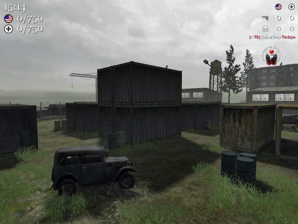 Call of Duty 2 Maps Shipment