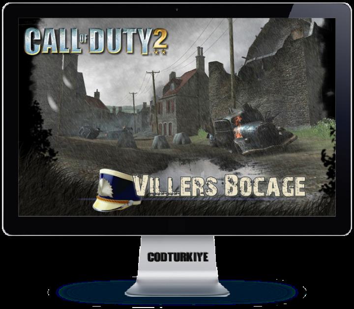Call of Duty 2 Multiplayer Steam Sorunu