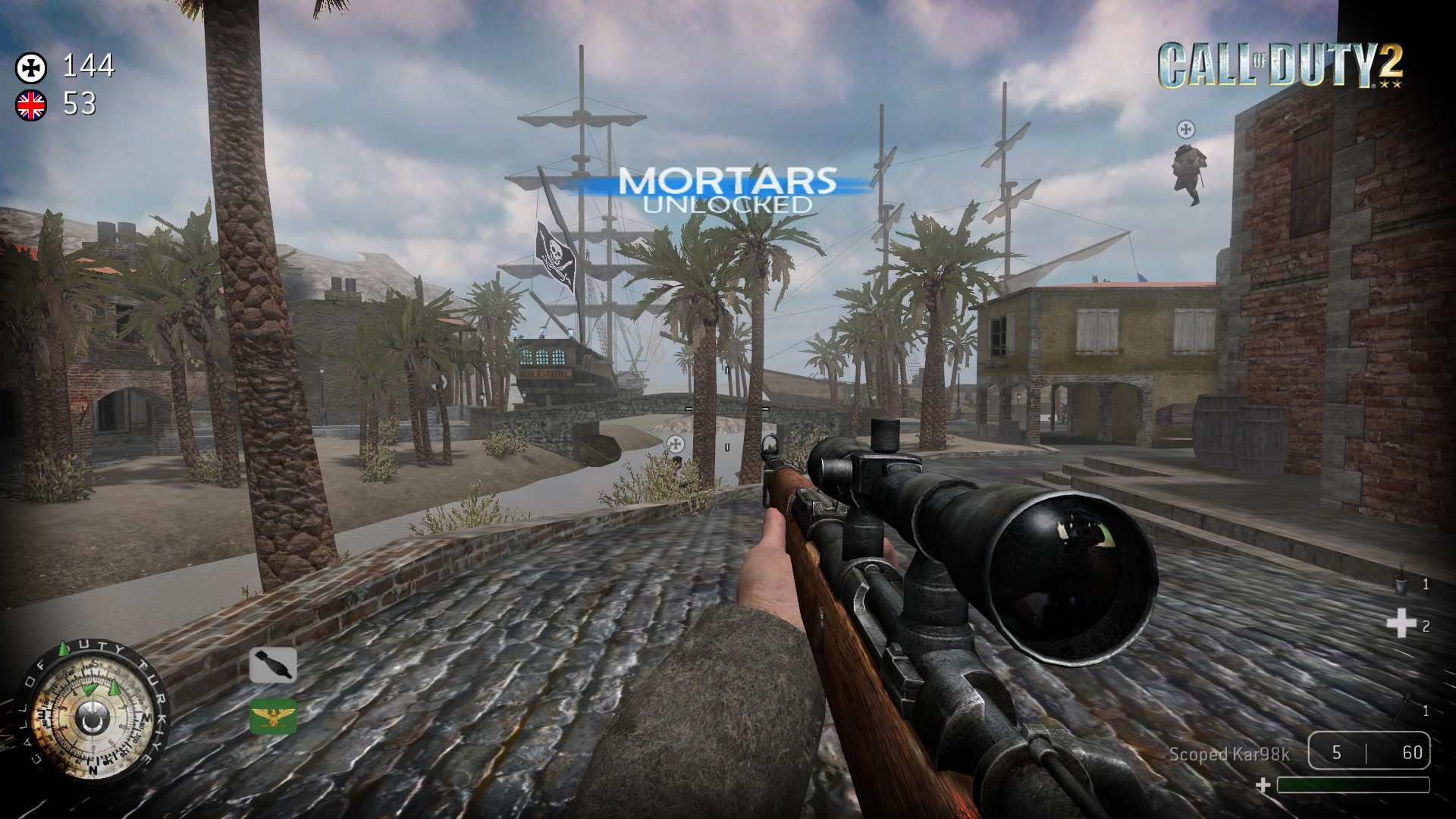 Call of Duty 2 Mtl Pirates Day Map Download