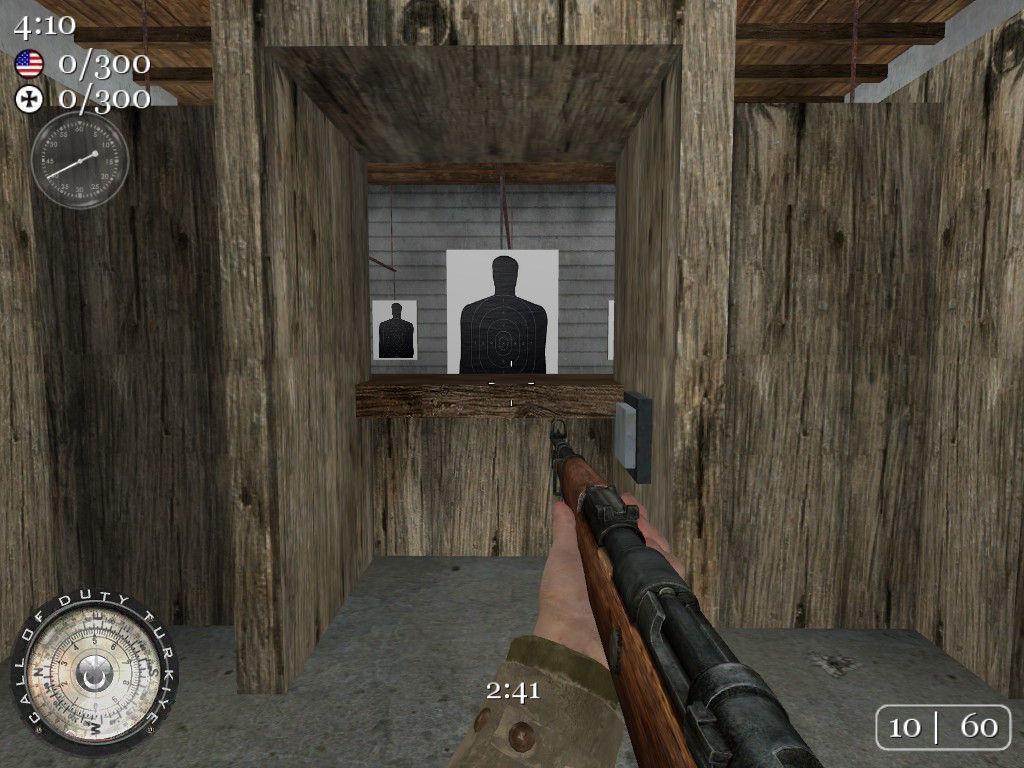 Call of Duty 2 Rifle Poligon Server