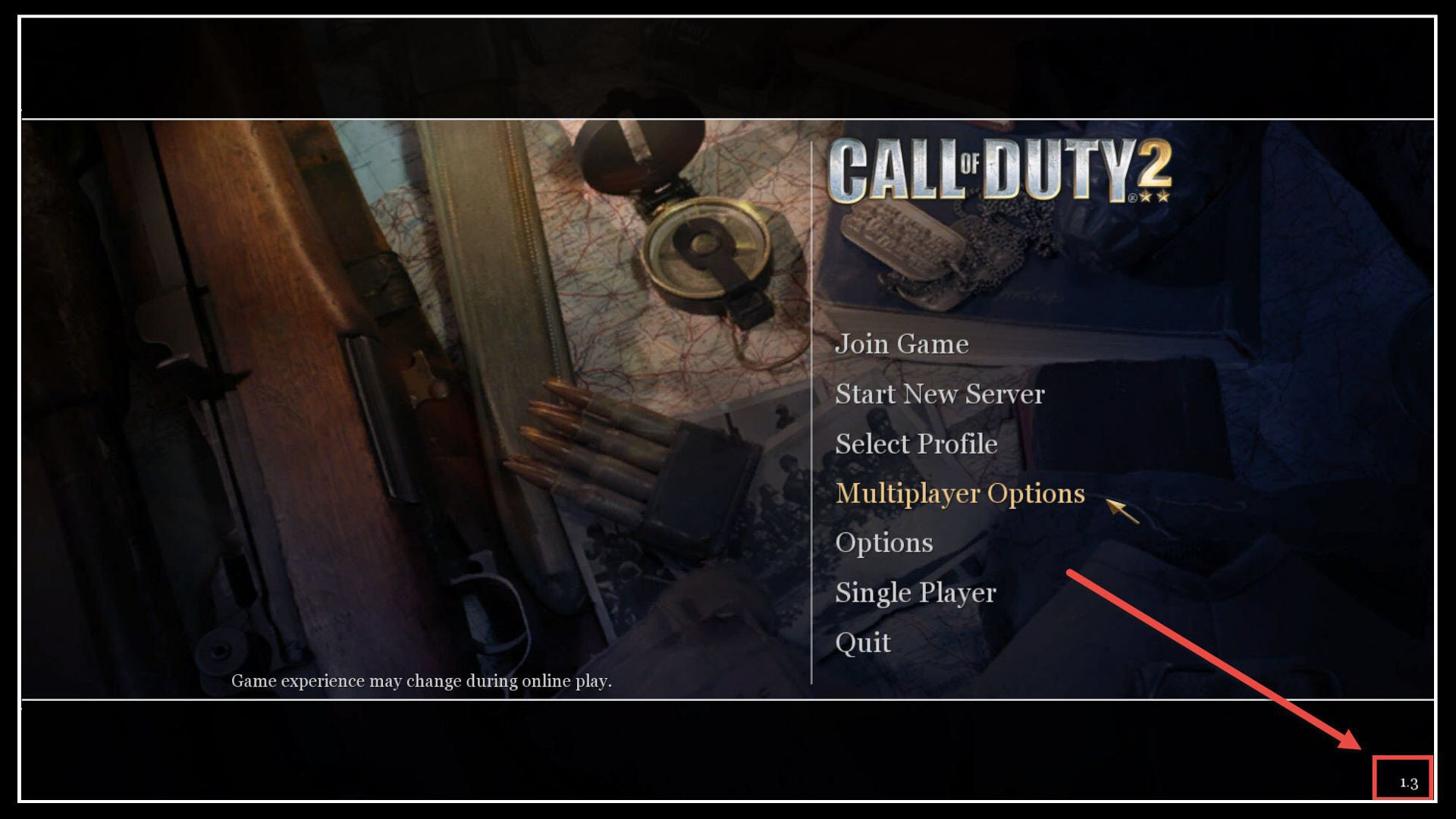 how to connect call of duty 4 multiplayer