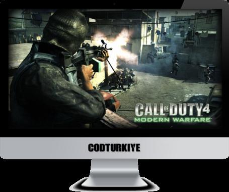 Call of Duty 4 Ateş Etme Sorunu
