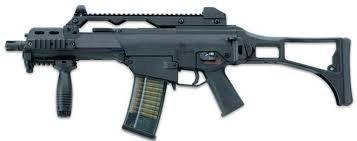 Call of Duty 4 ProMOD Silahları G36