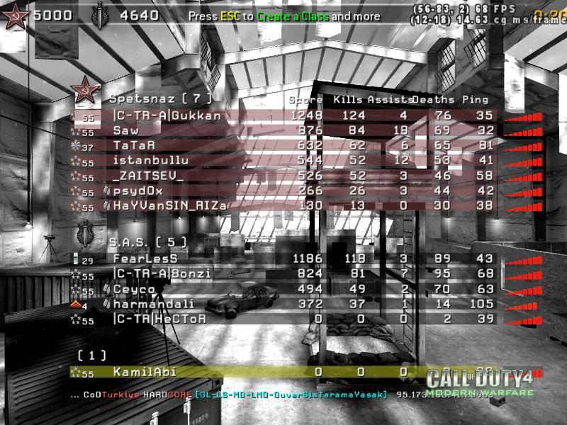 Call of Duty 4 Gameplay Gukkan Kudurdu-1