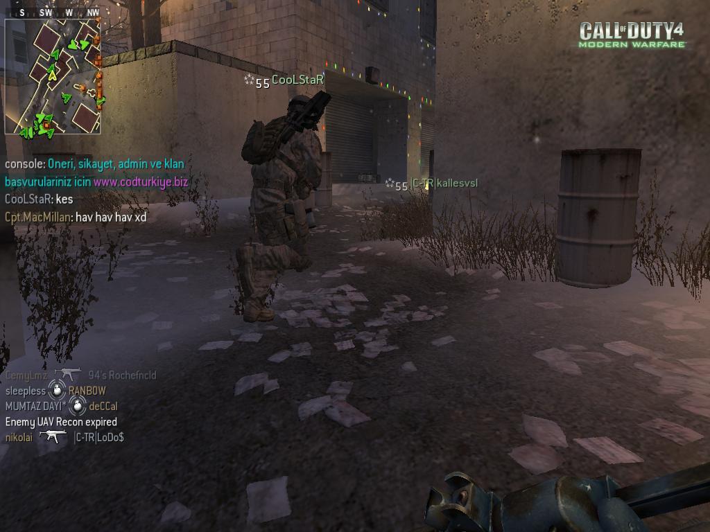 Call of Duty 4 Komik Resimler-3