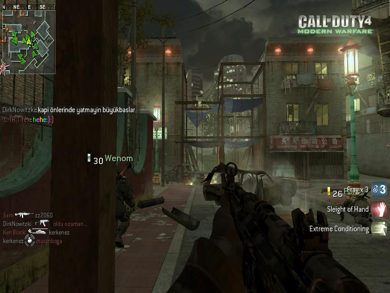 Call of Duty 4 Komik Resim - 2