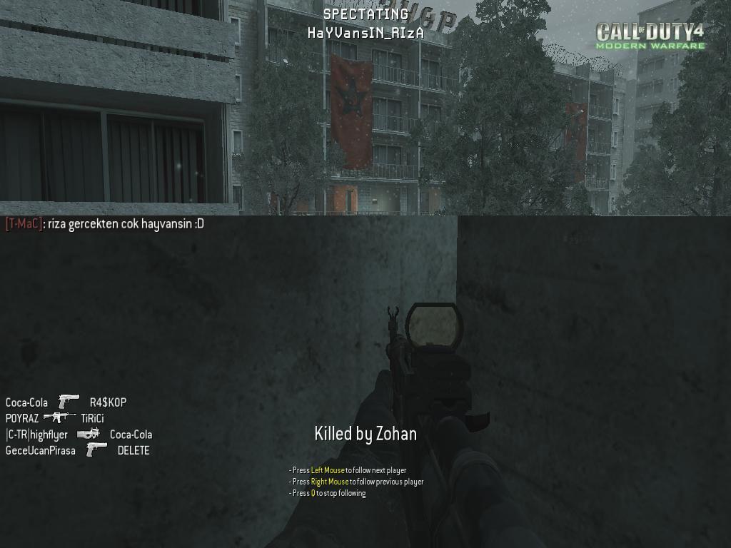 Call of Duty 4 Komik Resim - 3