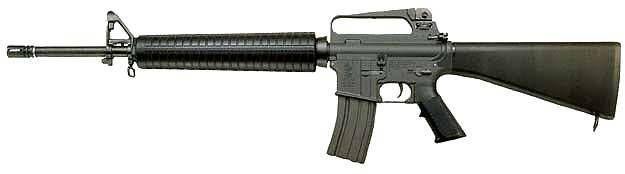 Call of Duty 4 ProMOD Silahları M-16