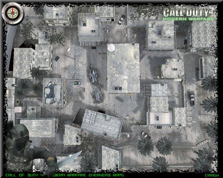 Call of Duty 4 modern Warfare Promod Map CRASH