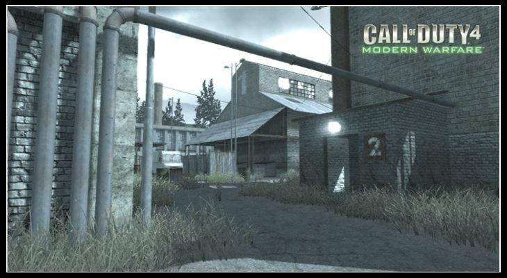 Call of Duty Advanced Warfare Map Pipeline
