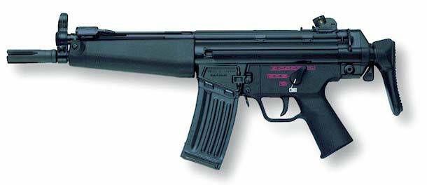 Call of Duty 4 ProMOD Silahları MP5