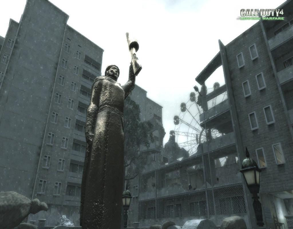 Call of Duty 4 Modern Warfare Maps Bloc
