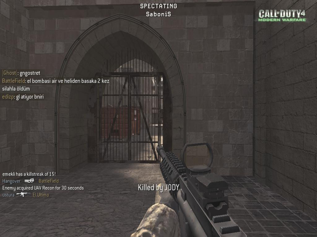 Call of Duty 4 Komik Resimler-6