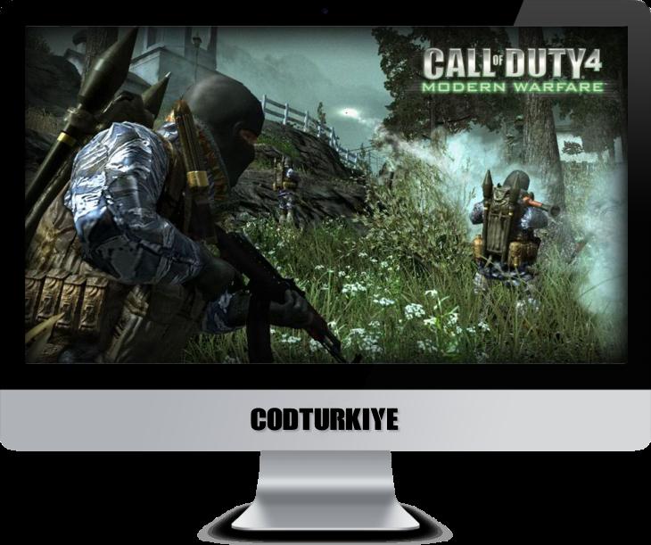 Call of Duty 4 Server Kurulumu Hatası