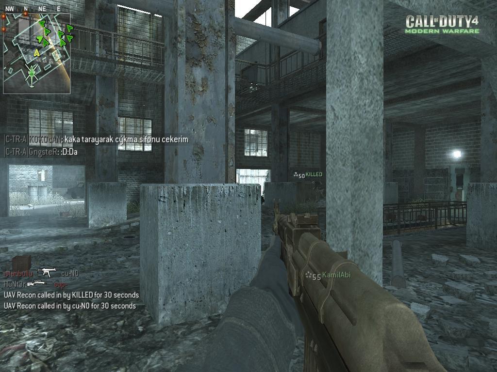 Call of Duty 4 Komik Resimler-7