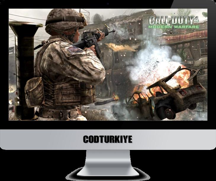 Call of Duty 4 Taktikleri