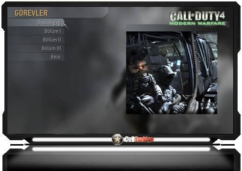 Call of Duty 4 Modern Warfare Türkçe Yama İndir