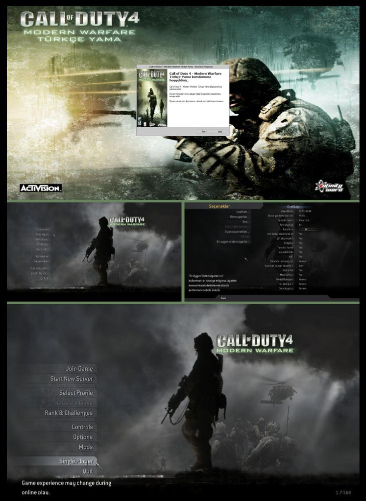 Call of Duty 4 Türkçe Yama Singleplayer_vs_Multiplayer