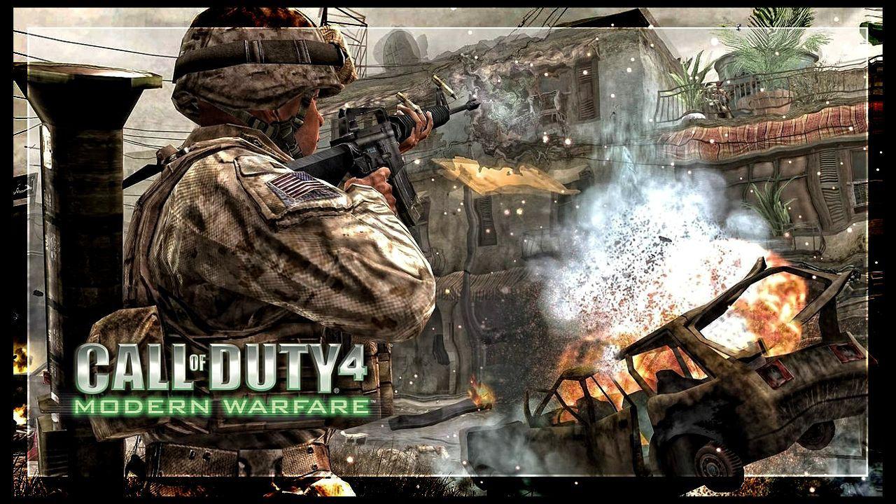 Call of Duty 4 Server Tanıtımı