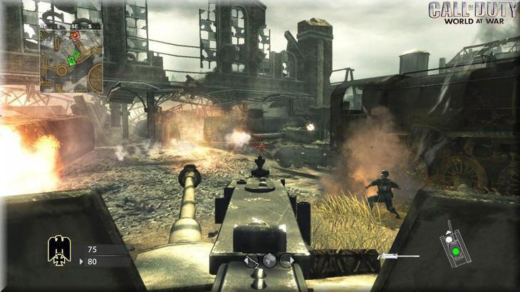 Call of Duty 5 World At War Co-Op Oynamak