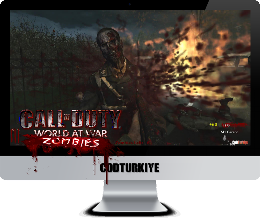 Call of Duty 5 World at War Harici HDD Yükleme Sorunu