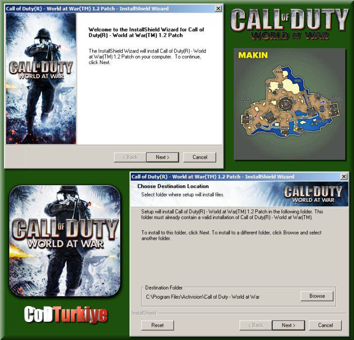 Activision has released the much anticipated and highly controversial multiplayer 1.2 upgrade to CoD 2 which also includes PunkBuster. This Call of Duty 2 Multiplayer 1.2 Upgrade will bring all supported versions of Call of Duty 2 up to version 1.2, and includes the multi-core processor optimizations contained in the 1.01 upgrade.