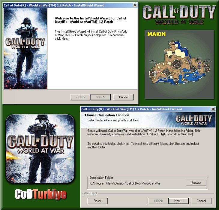 Call of duty: world at war game mod waw bot warfare v. 1. 0. 2.
